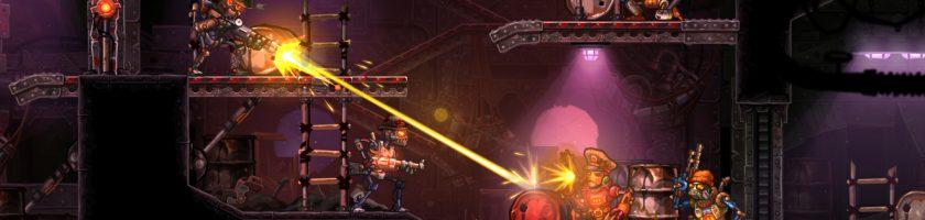 SteamWorld Heist August 17 Feature
