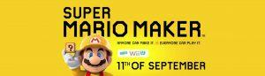 Super Mario Maker August 12 Feature