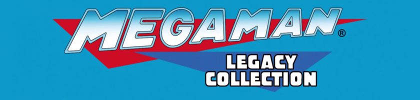 Mega Man Legacy Collection August 12 Feature