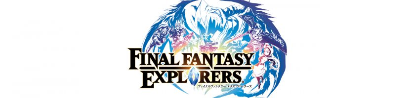 Final Fantasy Explorers August 11 Feature