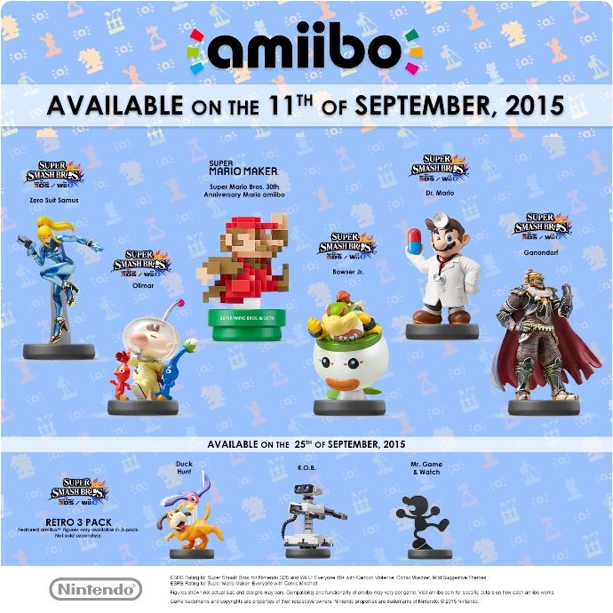amiibo-september