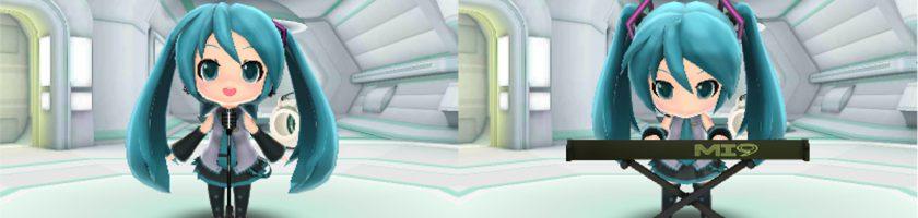 Hatsune Miku Project Mirai DX September 4 Feature
