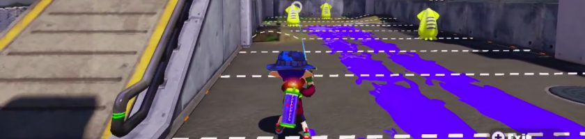 Splatoon September 3 Feature