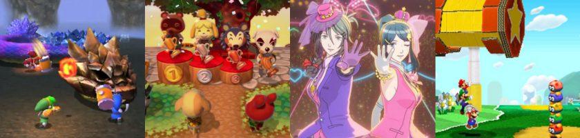 Nintendo News Roundup October 4 Feature