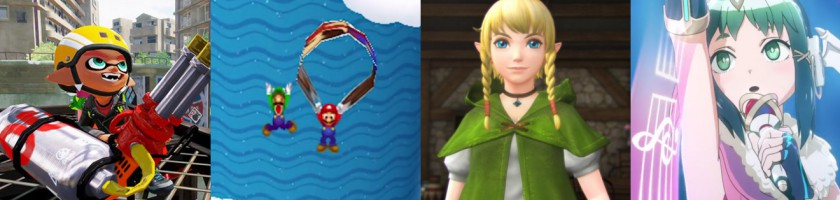 Nintendo News Roundup November 22 2015 Feature