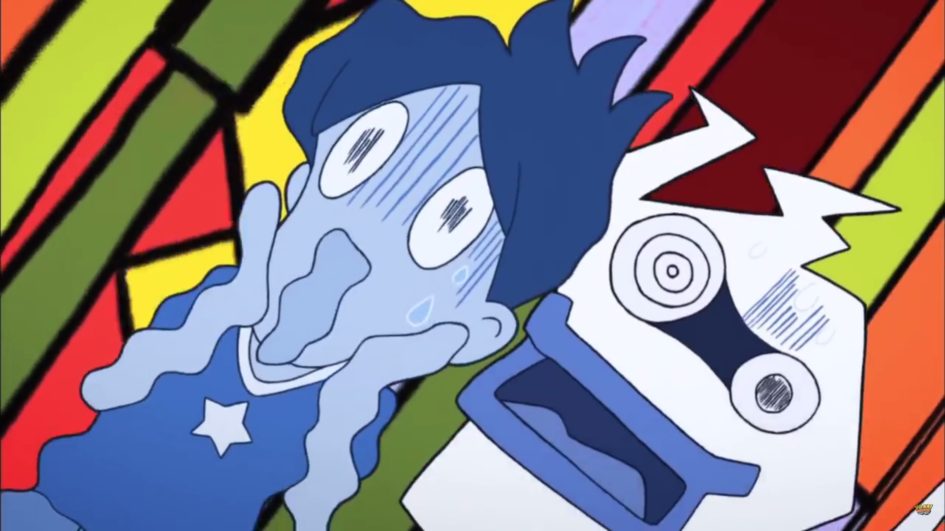 yo-kai watch anime