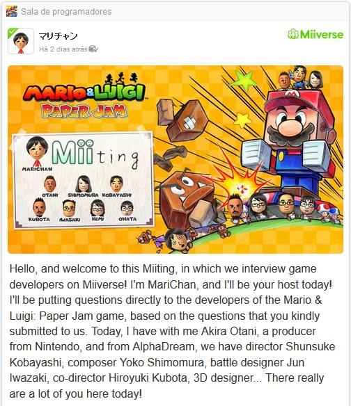 Mario Luigi Miiting 1