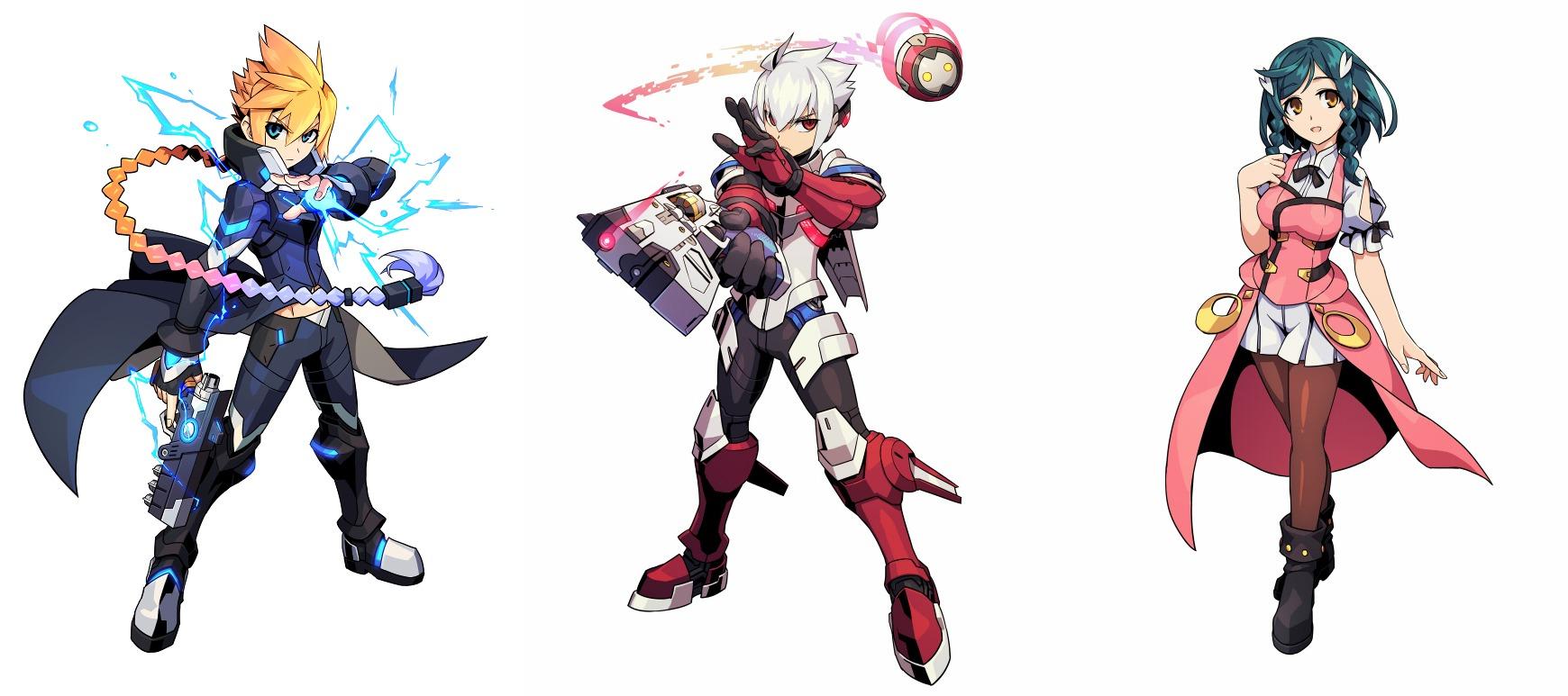 azure-striker-gunvolt-2-chars