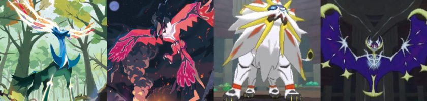 Pokémon Sun & Moon Analysis and Speculation - Alchemy and the True Origins of Legendary Pokémon Featured