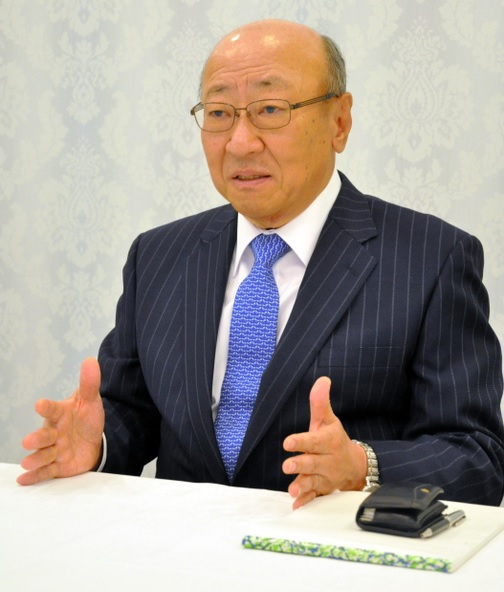 Tatsumi Kimishima Asahi Interview