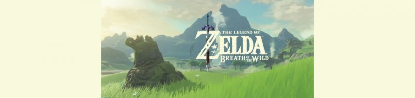 The Legend of Zelda Breath of the Wild E3 2016 Feature