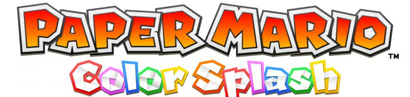 Paper Mario Color Splash E3 2016 Feature