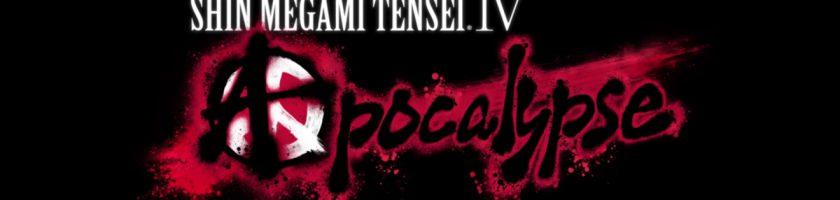 Shin Megami Tensei IV Apocalypse E3 2016 Feature