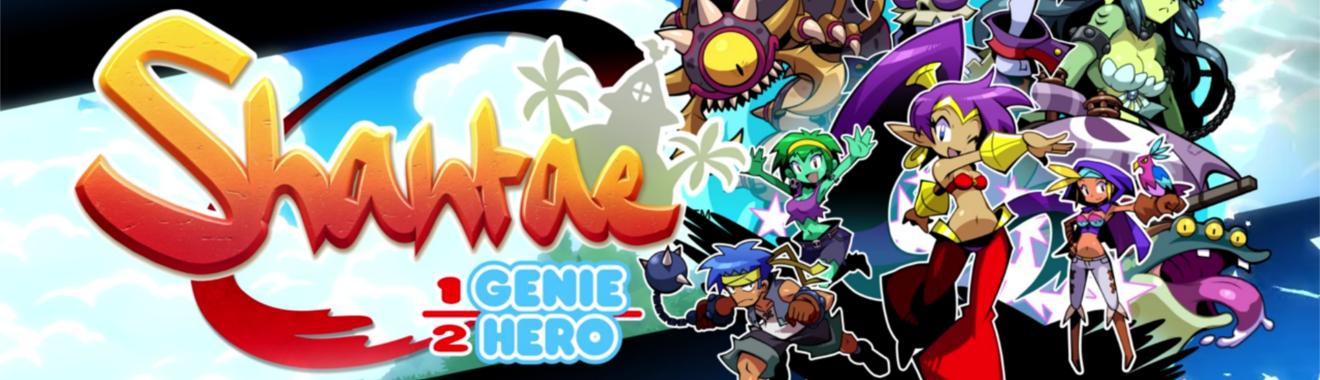 Shantae Half-Genie Hero E3 2016 Feature