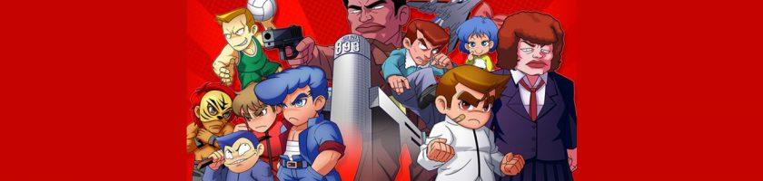 River City Tokyo Rumble E3 2016 Feature