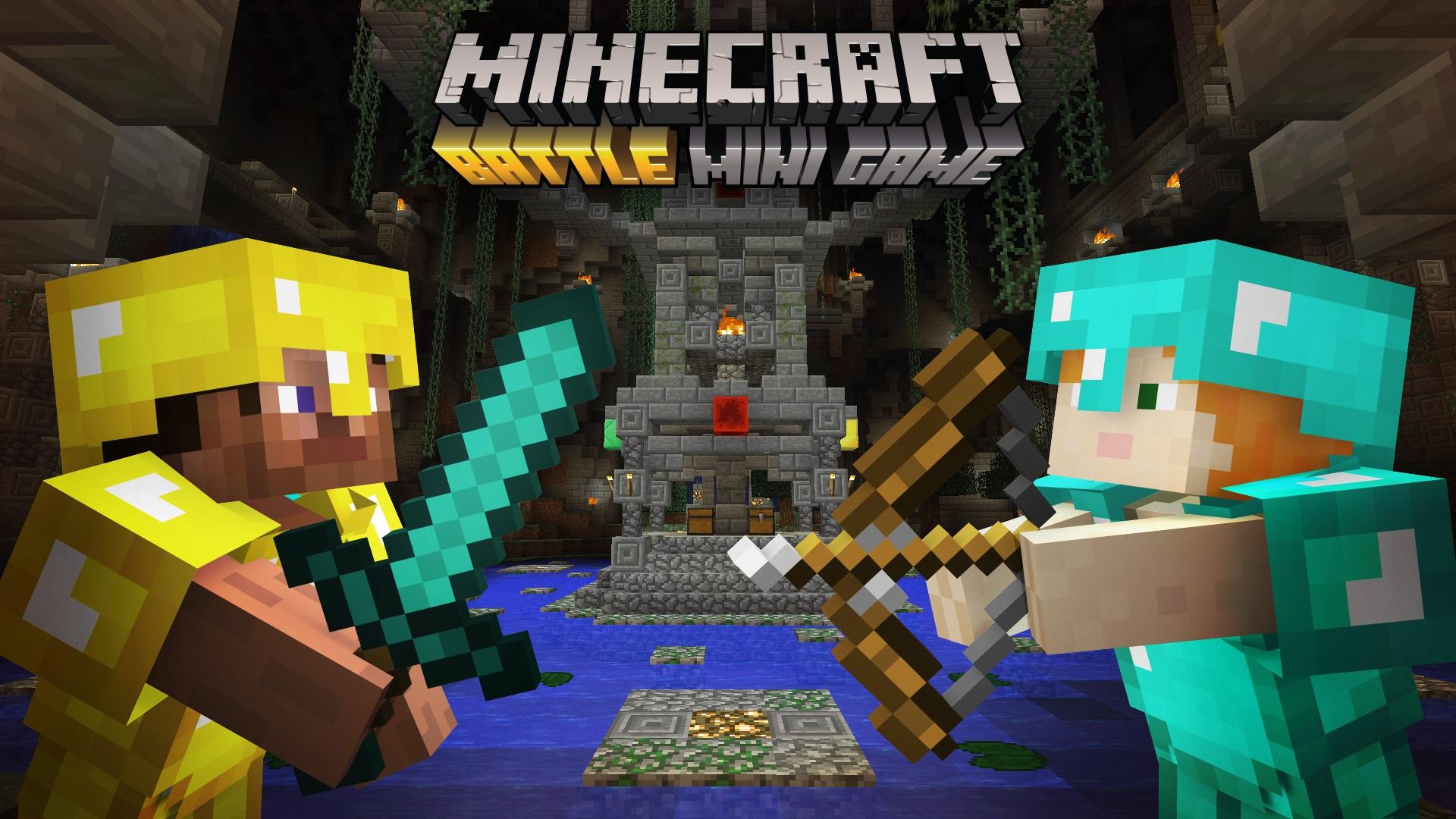 minecraft-battle