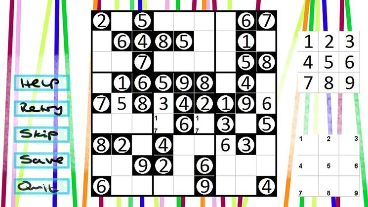 sudoku-permoduko