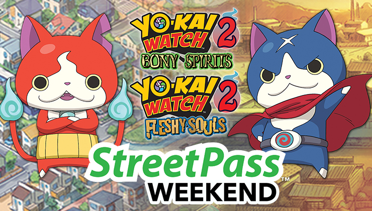 national-streetpass-weekend-yo-kai-watch-edition